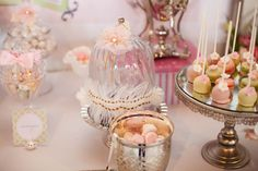 A Vintage French Patisserie Party by Little Big Company part of Tomkat Designer Challenge