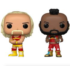 Can you smell what the Pop! is cooking? Funko Pop WWE is loaded with figure options for many wrestling stars, including The Rock, John Cena, Hulk Hogan, Macho Man Randy Savage and many more.