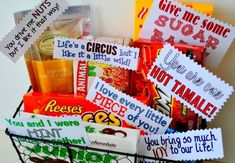 Valentine's Day Gift Baskets- for him