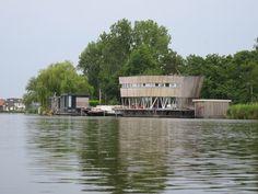 Houseboats_De Rotte