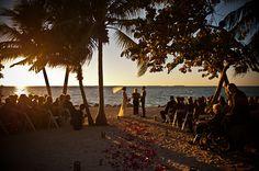 Fort Zachary Taylor Key West Beach Wedding
