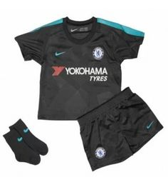 Shop the Nike Chelsea RepSht from UK's sports retailer. Order in-store or online and start saving today! Baby Kit, My Bags, Chelsea, Nike, Shopping, Clothes, Third, Black, Tops