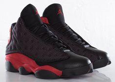 Nike.com Europe Release: Air Jordan 13 Retro BRED