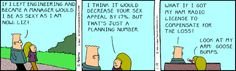The Dilbert Strip for January 19, 1995