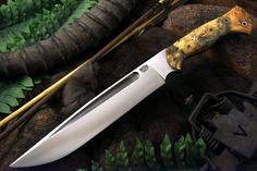 Bark River Knife, Escanaba, MI USA -