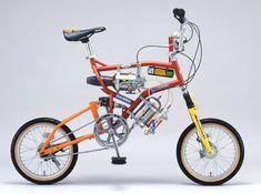 ツノダ・ファイヤートリックボブ | ジェット自転車