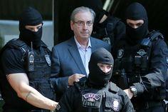 Cunha: prisão e consequências