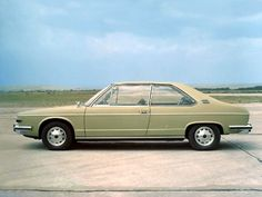 Away from prying eyes, a little-known collaboration between an Italian carrozzeria and Tatra.