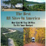 """The Best RV Parks In America! A complete list of where to stay on your next trip. (Kindle Edition) newly tagged """"travel"""""""
