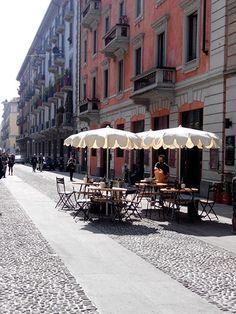 Enoteca, Milano navigli