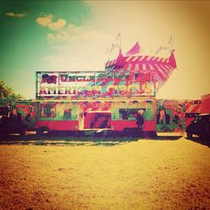 Festival Truck | #GillyHicksGirl