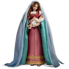 Cindy McClure The Madonna And Child Porcelain Fashion Doll by Ashton Drake « Game Searches