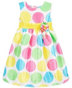 Dresses Toddler Girls (2T-5T) - Macy's