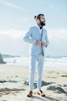 Costumes de mariés 2017 : Des looks superbes pour un marié élégant et sexy le Jour J! Image: 0