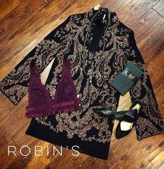 Modern Lover   #shoprobins #shopsmall #shoplocal #fall #freepeople #loveheals