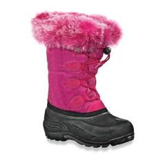 Kamik Girls' Snowgypsy Snow Boots