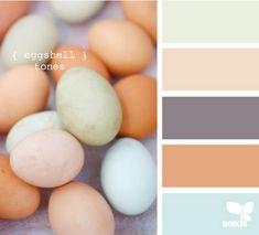 eggshell tones #color