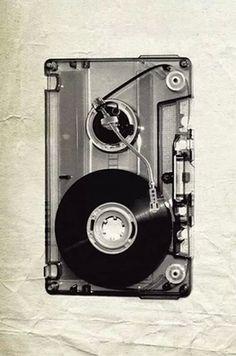 cassette turntable