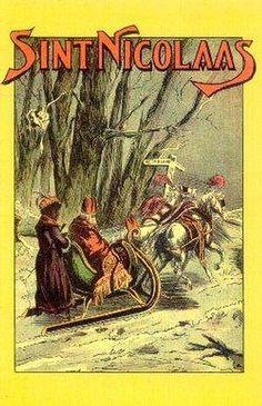 Sinterklaas - Elfen & Boeken