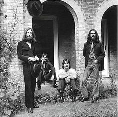 August 22, 1969: The Beatles' Final Photo Shoot | Brain Pickings  (exactly one year before I was born)