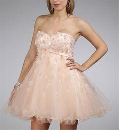 Bridesmaid dresses from Windsor (Baker Blush Prom Dress)