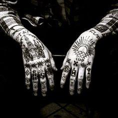 cebep Source by hankemaerten Tattoos 3d, Sweet Tattoos, Black Ink Tattoos, Finger Tattoos, Body Art Tattoos, Tattoos For Guys, Cool Tattoos, Russian Prison Tattoos, Russian Criminal Tattoo