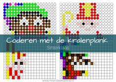 Coderen met de kralenplank | Sinterklaas – Miranda Wedekind Onderwijsbegeleiding Fictional Characters, Fantasy Characters