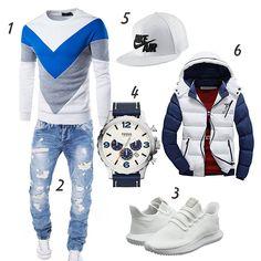 Mens winter fashion