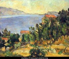 Paul Cezanne Most Famous Works   The Estate - Paul Cezanne - www.paul-cezanne.org