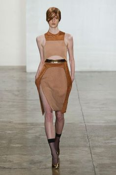Louise Goldin Spring / Summer 2013