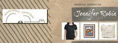 Jennifer Robin's designs on CafePress - Proceeds benefit the Wellness Community
