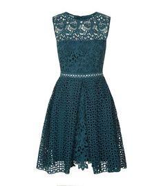 PINKO Embroidered Lace Dress. #pinko #cloth #