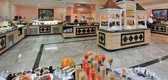 Buffet at the Luxury Bahia Principe Cayo Levantado (All Inclusive) Samana Province, Dominican Republic Samana, Beach Properties, Island Resort, All Inclusive, Dominican Republic, Hotels And Resorts, Caribbean, Buffet, Restaurant