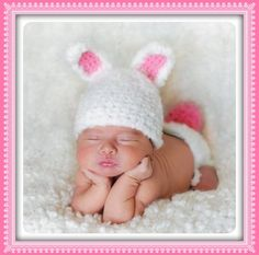 Easter baby :) just too cute!