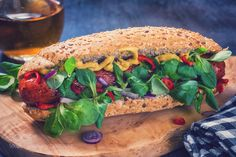 Homemade Hot Dog (Igor Jovanovic / Belgrade / Serbia) #ILCE-6300 #food #photo #delicious