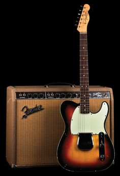 Vintage Vault: 1963 Fender Esquire Custom and 1962 Fender Super | Premier Guitar
