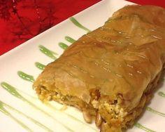 Strudel Salado de Calabaza y Tofú - http://www.conmuchagula.com/2013/01/15/strudel-salado-de-calabaza-y-tofu/