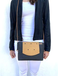 Černá MINI kabelka z pratelného papíru s dírkami / od Lucky b.a.g.s.   Fler.cz Bags, Fashion, Handbags, Moda, Fashion Styles, Fashion Illustrations, Bag, Totes, Hand Bags