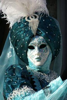Venice Carnival Mask ~