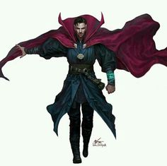 Doctor Strange - Universo Marvel