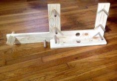 Picture of Discover and Build an Inkle Loom!