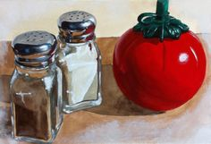 'at the cafe' water colour 290mm x 200mm sold. by Matt Guild, a New Zealand artist.