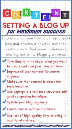 Social Media Digital Marketing, Sentence Structure, To Focus, Internet Marketing, Sentences, Infographics, Blogging, Have Fun, Success