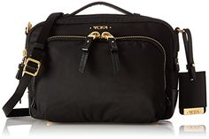 Tumi Voyageur Luanda Flight Bag Black One Size * You can get additional details at the image link.