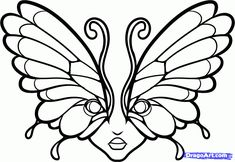 Butterflies are often very delicate designs and you will find it hard to find a harsh looking butterfly tattoo.