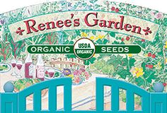 About Renee's Garden Seeds- Company and Customer Service Information