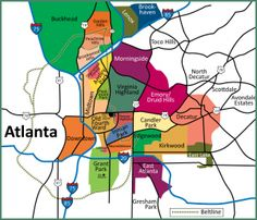 133 Best Atlanta Ga images