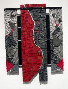 Mosaic Art Exhibit – Sum of All Parts 2 – Bath House Cultural Center – Dallas, Texas | Mosaic Art Source