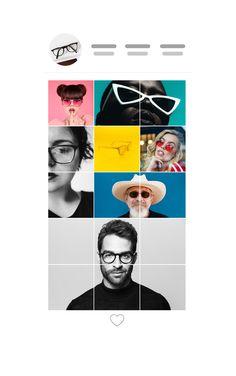 #design #ideas #feed #template #theme #creative #post #inspiration Instagram Feed Planner, Instagram Feed Layout, Instagram Grid, Instagram Design, Cool Instagram, Web Design, Design Ideas, Media Design, Layout Design