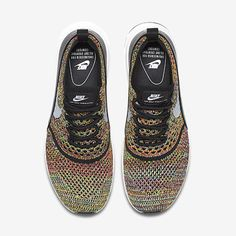 new product d4064 d15a6 Chaussure Nike Air Max Thea Pas Cher Femme et Homme Ultra Flyknit Cramoisi  Brillant Noir Blanc
